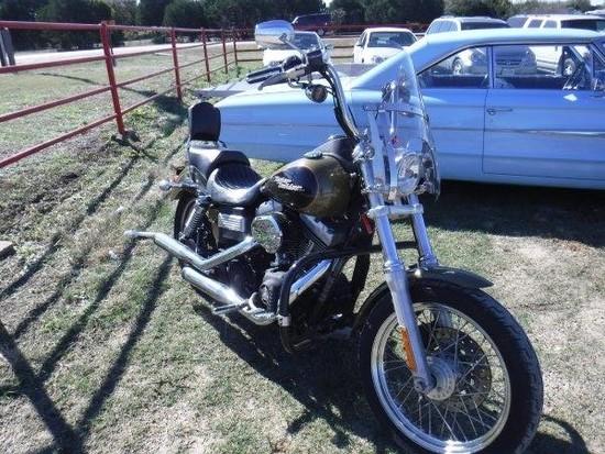 *2007 Harley Davidson FXDVI Heavy Weight