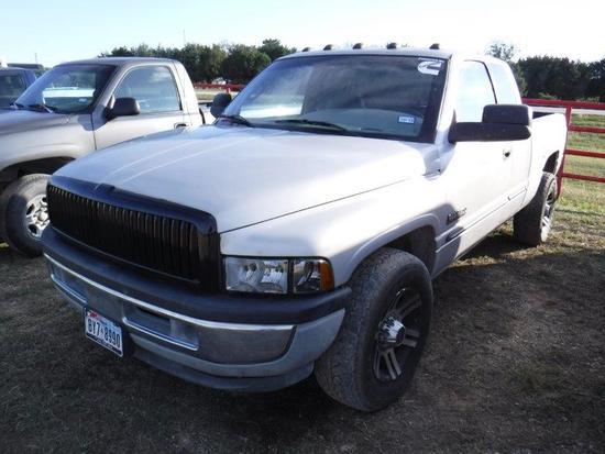 *2001 Dodge Ram 2500 Diesel