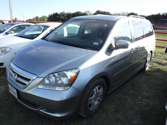 *2006 Honda Odyssey Van