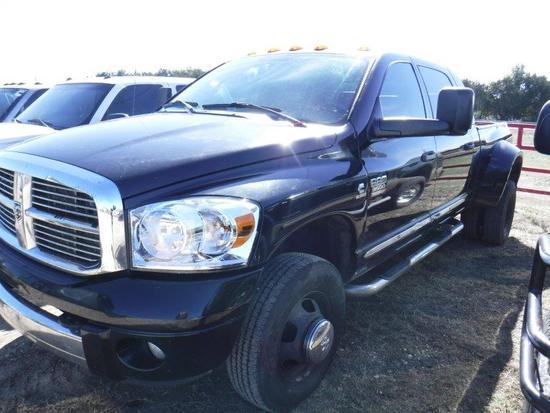 *2007 Dodge Ram Megacab 3500 4x4 Laramie