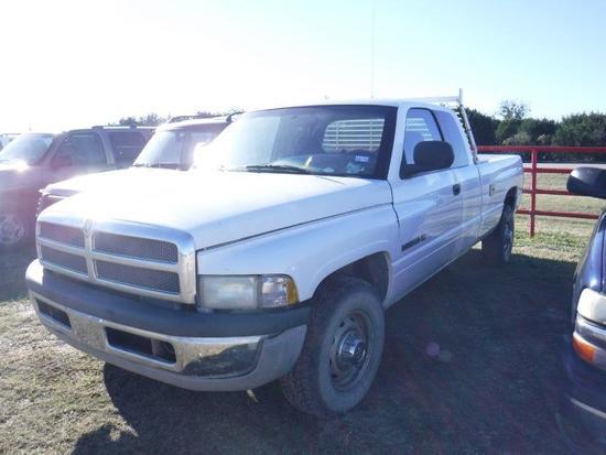 *2001 Dodge Ram 2500 V8