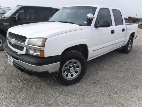 *2005 Chevrolet Truck 4X4