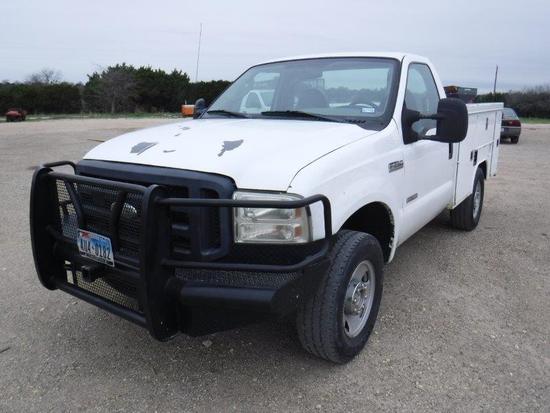 *2006 Ford F250 4x4 Powerstroke V8 Diesel