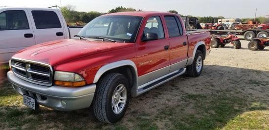 *2002 Dodge Dakota SLT