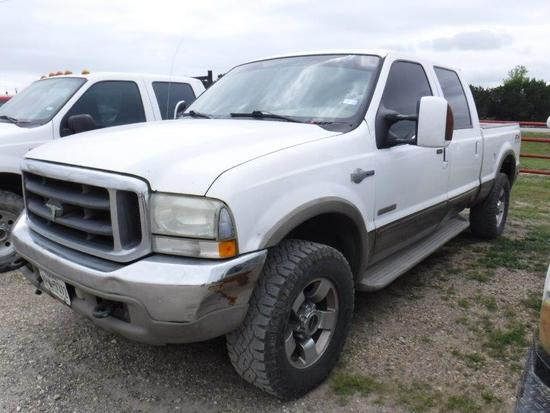 *2004 King Ranch Ford F250 4x4