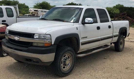 *2002 Chevy Pickup