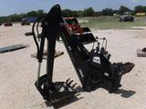3pt Rhino 85 Backhoe Attachment