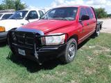 *2006 Dodge MegaCab Flatbed Hemi