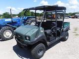 Kawasaki 4010 4wd Diesel Mule