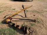 The Leinbach Post Hole Digger