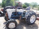 Mitsubishi 6700 2wd Tractor
