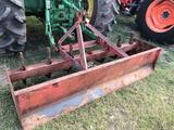 3pt 7' Box Blade w/rippers Dirt Worker Model 7000
