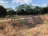 5pc 3-gates, 2- Cattle panels