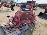 Allen Engineering Razorback Rider Cement Trowel