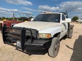 *1995 Dodge 3500 Flatbed