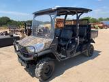 Kubota RTV1140 Diesel 4x4