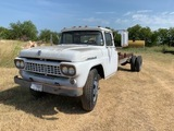 1958 Ford F600