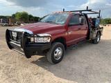 *2007 Dodge Ram 3500 5.9l Diesel 4x4