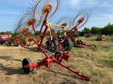 10wheel Hay Rake