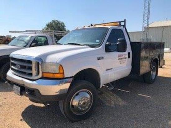*2000 Ford F550