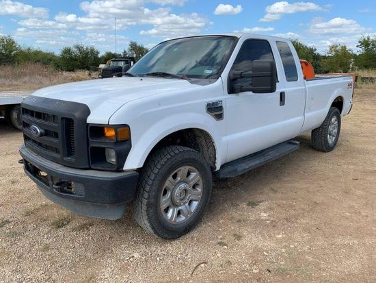 *2008 Ford F250 4x4