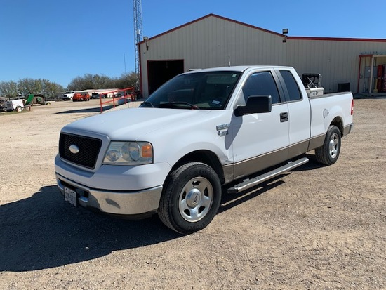 *2007 Ford F150