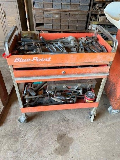 Blue-Point Roll Around Tool Chest