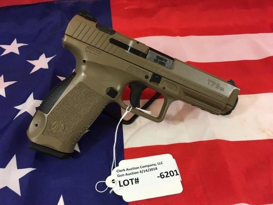 ~Century Arms Cani TP9SA 9mm Pistol, 17AP01565