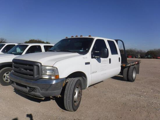 *2004 Ford F450