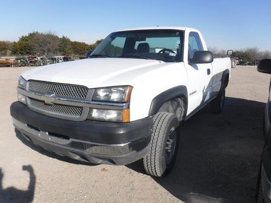*2004 Chevrolet 2500HD