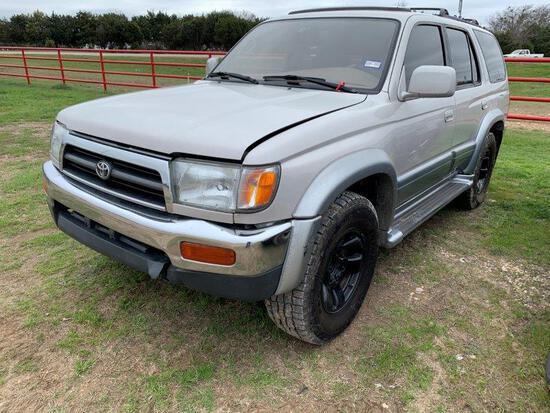 *1998 Toyota Four Runner