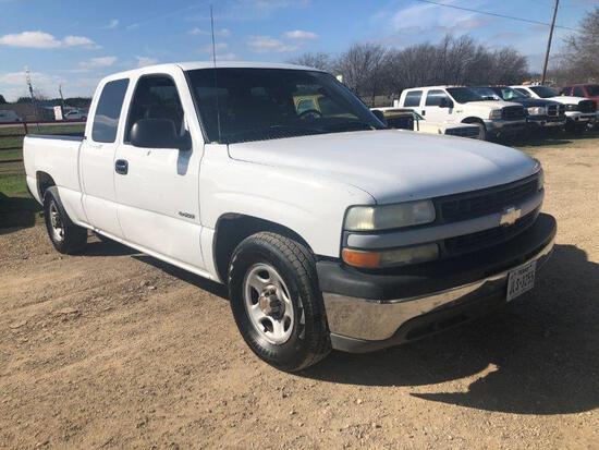 *2002 Chevrolet 1500