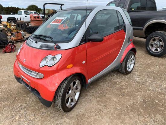 *2006 Smart Car