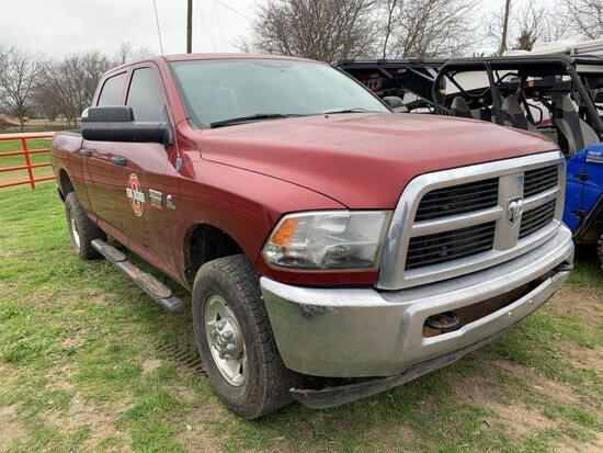 *2012 Dodge Ram 3500 Cummins Diesel