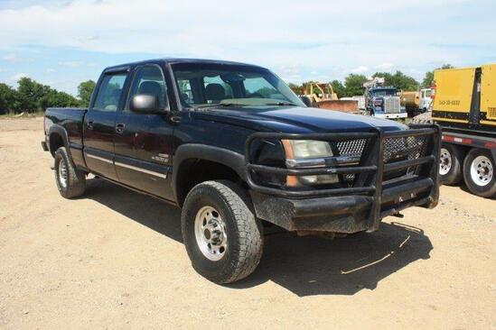 *2004 Chevrolet Silverado 2500 4x4