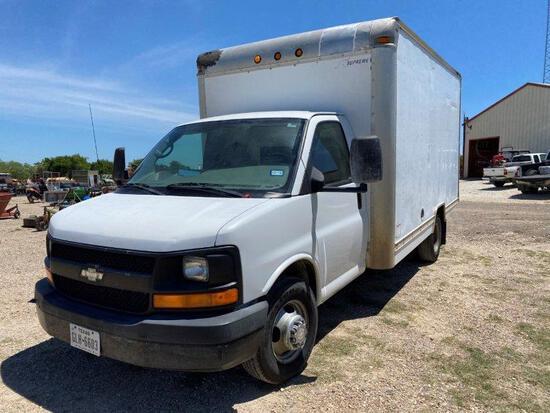 *2006 Chevrolet Express 16' Box Truck