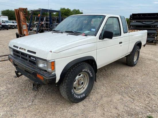*1989 Nissan Pick Up 4x4