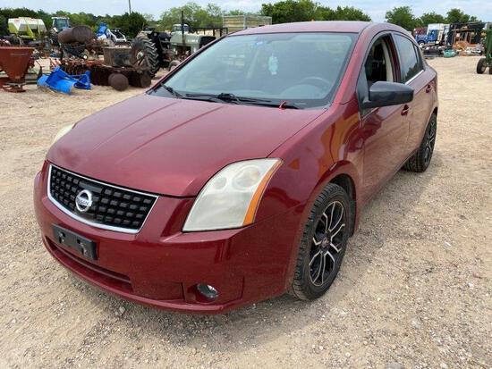 *2008 Nissan Sentra