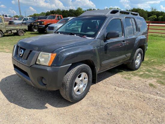 *2005 Nissan Xterra