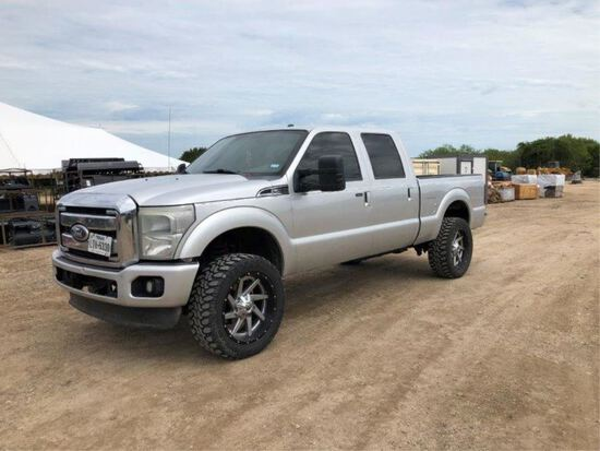 *2011 Ford F250 4x4