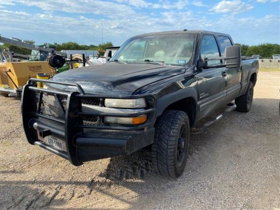 *2002 Chevrolet 2500hd Duramax 4x4