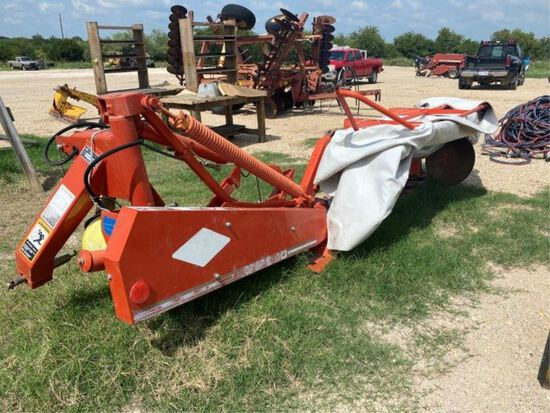 Kuhn GMD-600 w/Manual & Extra Blades
