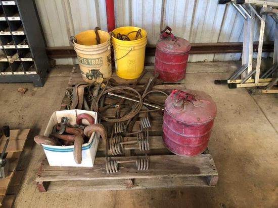 Pallet of Asst Tools