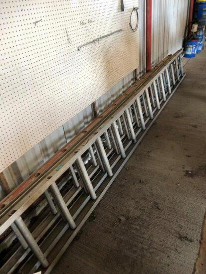 2pc Extension Ladders