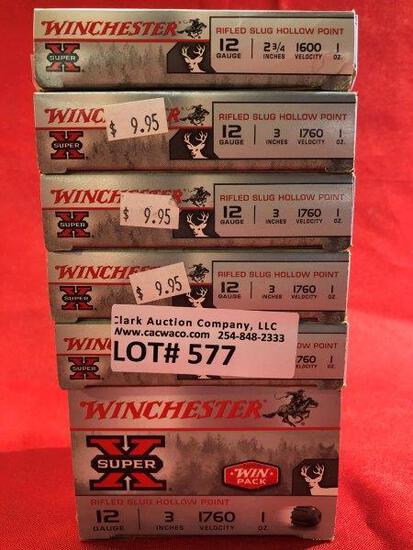 40rds Winchester Super X 12ga Shotgun Shells