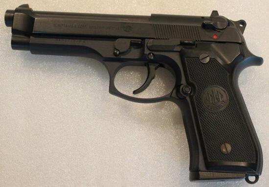 Beretta, 92FS, 9mm - BER139516Z
