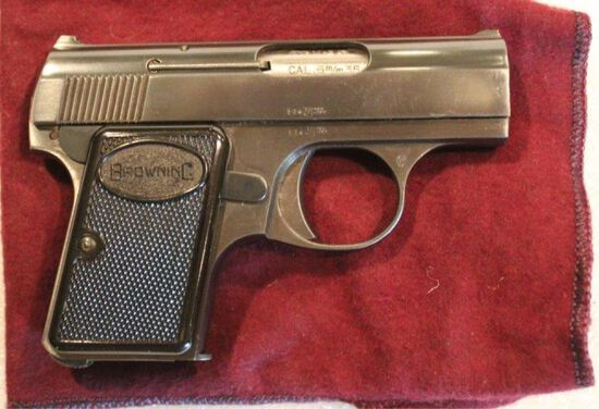 Browning,Baby Browning, 25 ACP - 204921