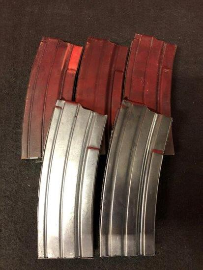 Ruger Mini 14 223/556 30rd Mags