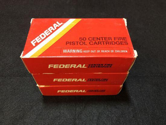 Federal 38spl 148gr Lead Wadcutter