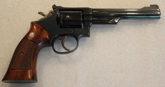 S & W, M-19-5, 357 mag - ADR4094